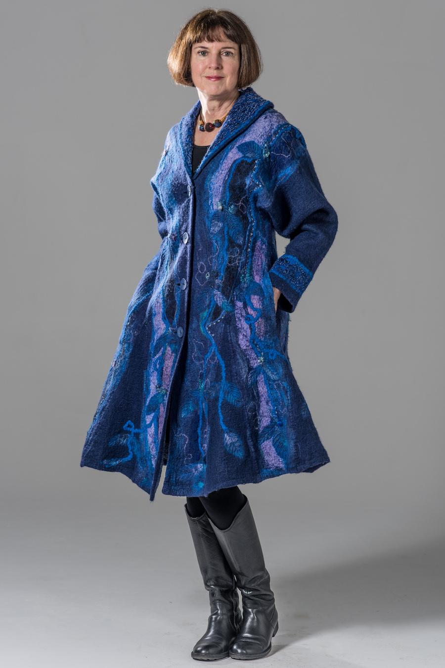 Nuno Felt Coat