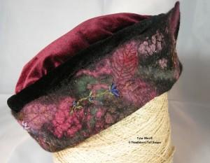 Nuno Felt Kofia Hat