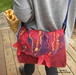 Nuno felt bag